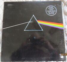 Pink Floyd - Dark Side Of The Moon - 1973 EMI Quad LP - EX