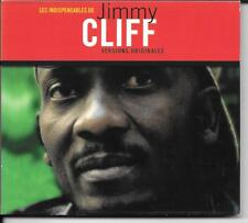 CD BEST OF DIGIPACK 15 TITRES-JIMMY CLIFF-VERSIONS ORIGINALES LES INDISPENSABLES