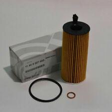 Genuine BMW Oil Filter Diesel Cartridge Primary 3//5//6//X3//X5-11428513377