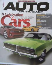 AUTO ENTHUSIAST MAGAZINE 12/2010 SPECIAL EDITION  THE CELEBRATION OF CARS