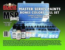 NEW Reaper Master Series BONES Colors Paint Set 09966 Sealed
