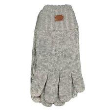 GRAU bläulich in 8 // neu handschuhe REEBOK heiß gemischt,100/% acryl