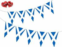 Scottish St Andrews Flag Bunting Banner Stylish party decoration by PARTY DECOR