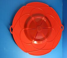"""New listing Spill Stopper/Condition New/Color red/ Xl/ 12-1/2"""""""