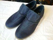 SUPRA men's tennis shoes US size 14 EU 48.5 navy blue chain decoration
