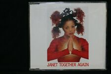 Janet – Together Again  - Single  - CD  (C969)