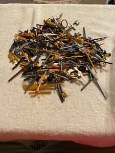 Lego Weapons Assortment Collection Lot