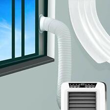 Osaladi Climatizzatore Tubo di Scarico Interfaccia Mobile Climatizzatore Accessorio Tubo Climatizzatore Guarnizione Connettore Tubo Tubo Condizionatore Per Hotel Negozio Casa Centro Commerciale
