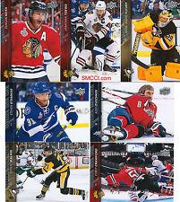 2015 2016 Upper Deck Series One Hockey Complete 200 Card Set Stamkos plus 15 16
