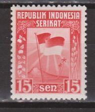 Indonesia Indonesie 39 MNH PF 1950 Republiek Verenigde Staten Indonesie