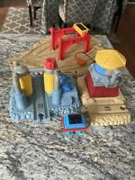 Thomas the Train Trackmaster Sodor Water Tank & Engine Wash Talking Railway