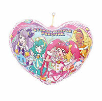 Extremely Rare! Inflatable anime heart beach ball - Star Twinkle Precure - 62cm!