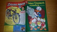 Walt Disney's Comics & Stories #193 (Dell 1956) Carl Barks - ORIGINALE USA