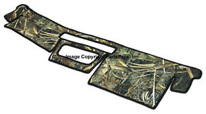 NEW Realtree Max-5 Camo Camouflage Dash Mat Cover / FOR 1997-06 JEEP TJ WRANGLER