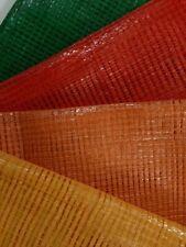 More details for strong woven mesh net log bags for wood kindling potatoes vegetables fruit