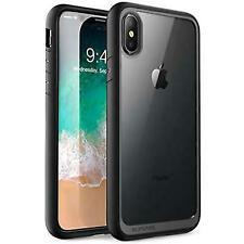 iPhone XS Max Case SUPCASE Unicorn Beetle Style Premium Hybrid Black