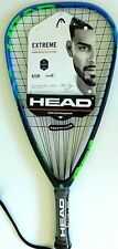 """HEAD Touch Extreme Racquetball Racquet - 155G Tear Drop Form 3 5/8"""" New"""
