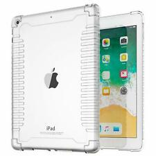 Clear Shockproof Case Skin Transparent Protective Cover for iPad 2018/2017 9.7