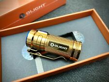 Olight S Mini CU Copper Rose Gold - LIMITED EDITION - Flashlight 550 Lumen Torch