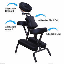 Portable Folding Padding Massage Chair for Tattoo SPA