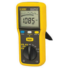 AEMC INSTRUMENTS 6527 Battery Operated Megohmmeter