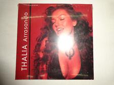 Thalia Arrasando Mexican Promo CD Factory Sealed!! Timbiriche Mexico Rare!!