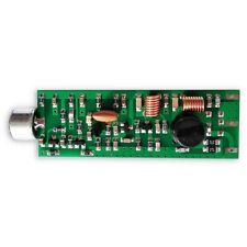 Ceramic Crystal FM Transmitter Module Wireless MIC Pickup 96MHz 360mW for Radio