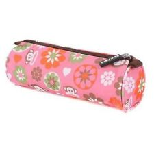 Paul Frank schlampermäppchen/pencil case, rosa, flower, aproximadamente 441181