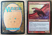 FOIL Thunder Dragon - From the Vault - Dragons