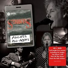 Strawbs - Access All Areas CD & DVD 2015 NEW/SEALED