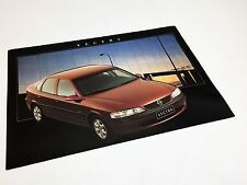 1997 Chevrolet Vectra GL GLS Information Sheet Brochure - GM Brazil