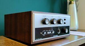 Rogers Cadet MK III Mark 3 Stereo Valve Tube amplifier Restored Working +Extras