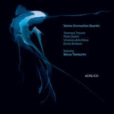 VENICE CONNECTION QUARTET feat. MARCO TAMBURINI  «Acrilico»  Caligola 2206