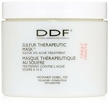 NEW DDF Sulfur Therapeutic Mask Sulfur 10% Acne Treatment 4oz Sealed