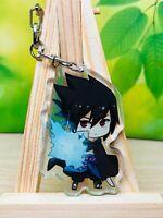 Uchiha Sasuke Acrylic Keychain (Naruto / Boruto)