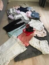 Zara H&M 22 Teile Baby Hose Shirt Mädchen Bekleidungspaket 92 98 104 Crocs