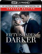 Fifty Shades Darker (4K Ultra HD Blu-ray Disc ONLY, 2017)