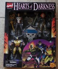 Marvel Comics X-Men Hearts of Darkness Set of 3 Figures FAO ToyBiz MISB 1996