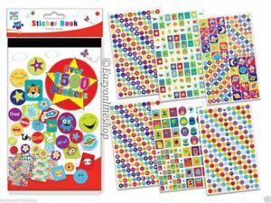 Kids Create Children's Reward Sticker Chart Motivation For Kids Pack Of 1500