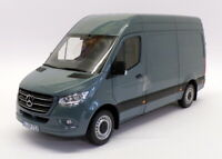 Norev 1/18 Scale 183423 - 2018 Mercedes Benz Sprinter - Blue/Grey