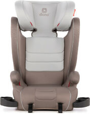 Diono Monterey Xt Adjustable Headrest Child Safety Booster Car Seat Grey Oyster