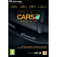 Slightly Mad Studios Project Cars Game of The Year Edition VideoGames