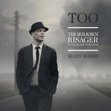 Risager Thorbjorn And The Blac - Too Many Roads NEW CD