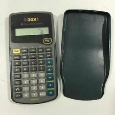 Calculator texas instruments Ti-30Xa