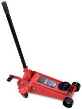 sollevatore cric cricco a carrello idraulico 2 ton a pedale marca teknopower