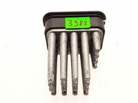 Opel Omega B1 1997 2.0i heater blower fan resistor 5399960010 petrol 100kW
