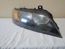 99 00 01 02 BMW z3 Roadster HALOGEN Regular Headlight Lamp Right PASSENGER OEM