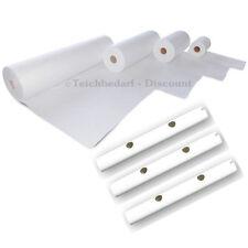 GENESIS EVO Cleartex 5 Rollen B= 1.000 / L= 200 m Filter Vlies Papier Koi Teich