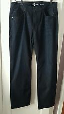 7 FOR ALL MANKIND Blue Mens Austyn Jeans Size 33 NWT