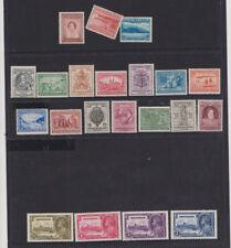 Newfoundland Scott 208-211, 212-225, 226-229, Humphrey Gilbert